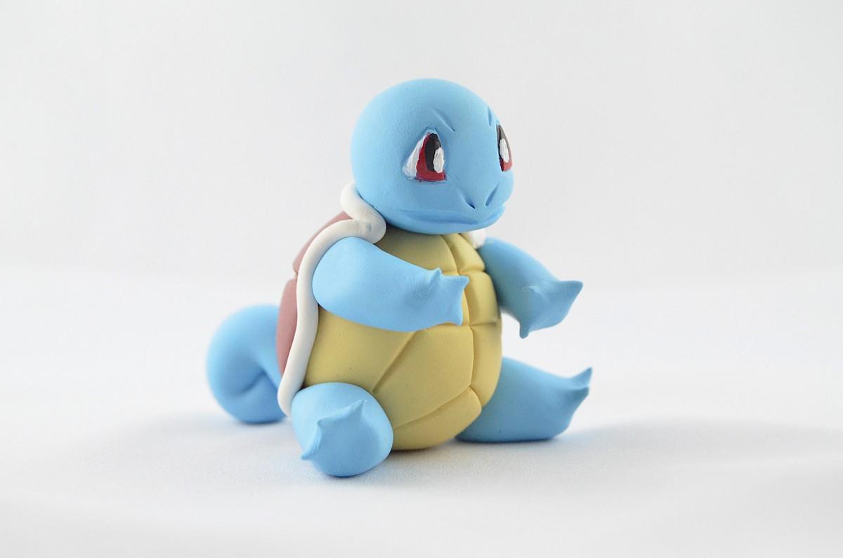 Pokemon that looks like a turtle